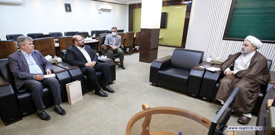 الدكتور حميد شهرياري: يحذر من المحاولات الرامية الى اقصاء القضية الفلسطينية