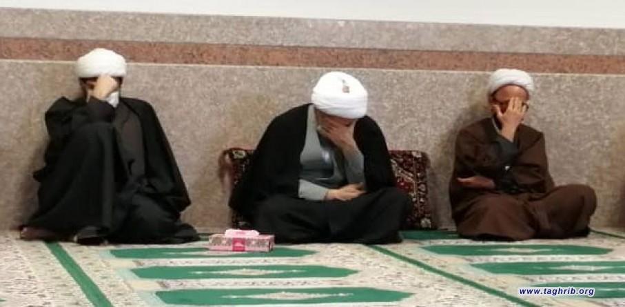 """برگزاری مراسم سوگواری شهادت حضرت فاطمه """"سلام الله علیها"""" با حضور دبیرکل مجمع جهانی تقریب"""