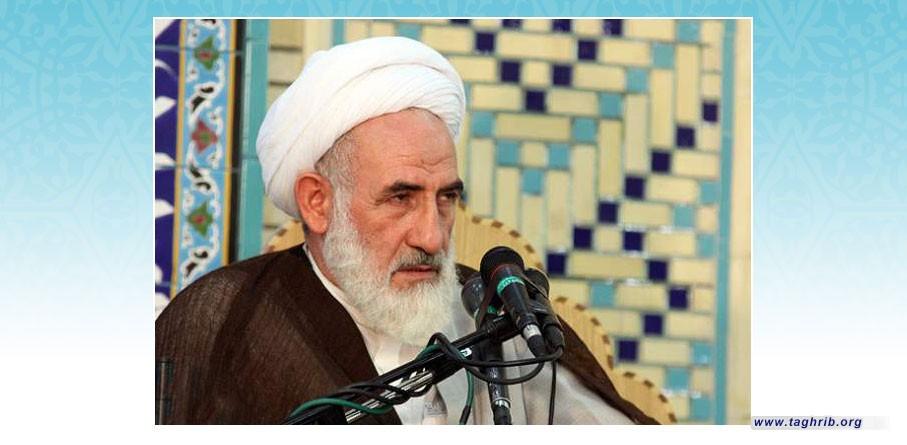 آیت الله سلیمانی: تقوای سیاسی و اجتماعی همان وحدت است | راه نجات امت اسلامی متصل شدن به ریسمان الهی