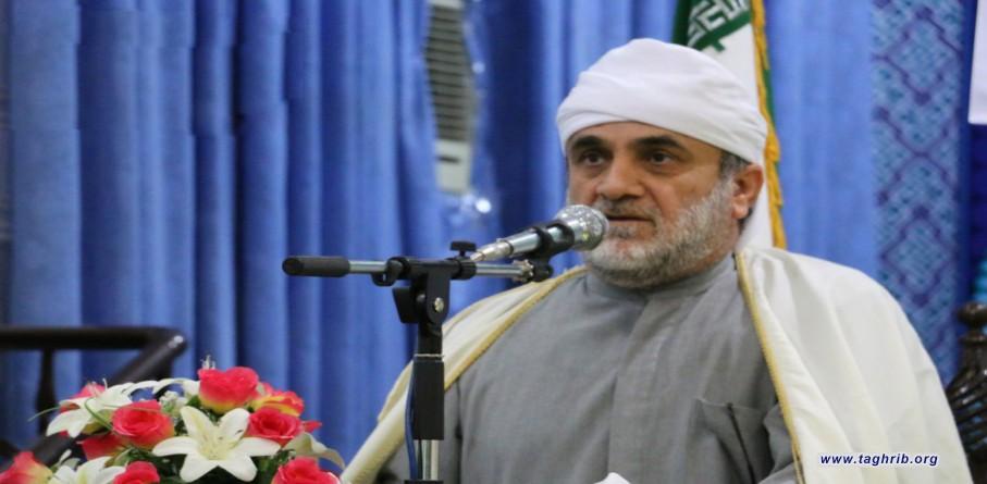 شیخ نوری: ماه مبارک رمضان فرصتی برای بیان مطالب وحدت آفرین و اختلاف زدایی در میان مسلمانان است