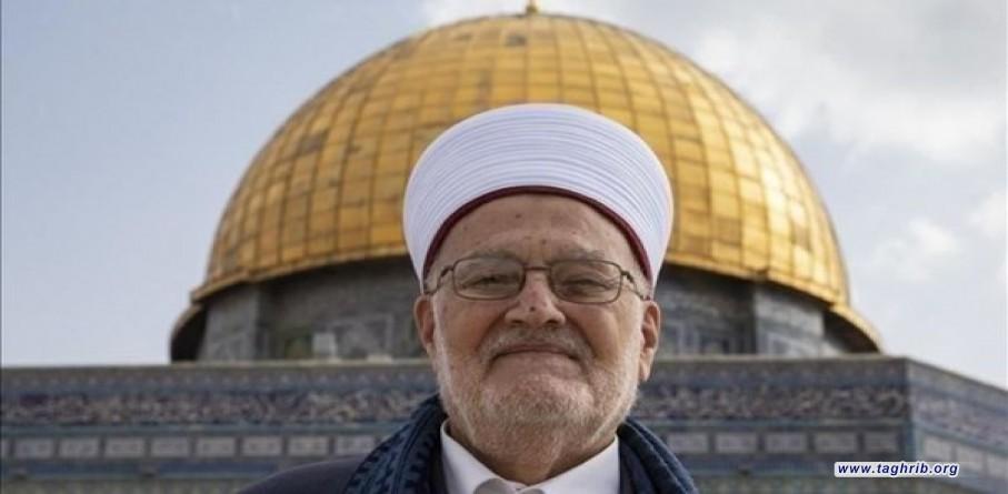 الشيخ عكرمة صبري يدعو المقدسيين لشد الرحال والدفاع عن الأقصى