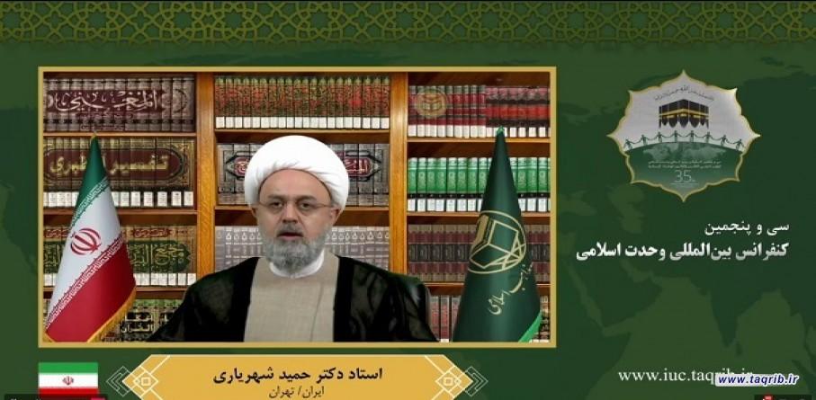 هدف رژیم صهیونیستی چند تکه کردن امت اسلامی و ایجاد تفرقه است
