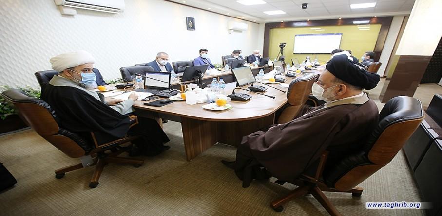 نشست شورای معاونین مجمع تقریب مذاهب اسلامی