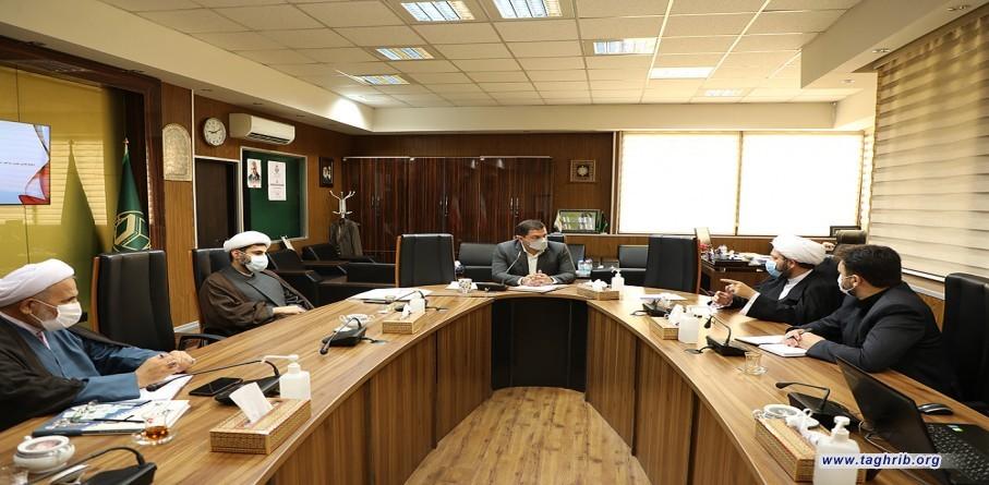 پنجمین جلسه ستاد اجرایی سی و پنجمین کنفرانس بین المللی وحدت اسلامی