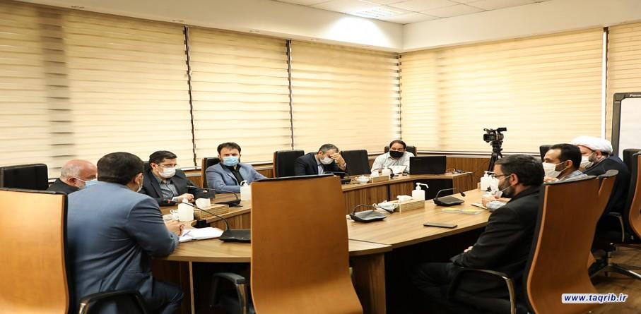 اجتماع 12 للجنة المنظمة للمؤتمر الدولي الـ35 للوحدة الإسلامیة